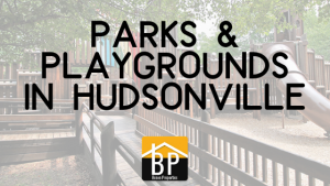 Parks Playgrounds in Hudsonville
